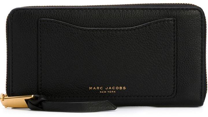 Marc JacobsMarc Jacobs 'Recruit' continental wallet