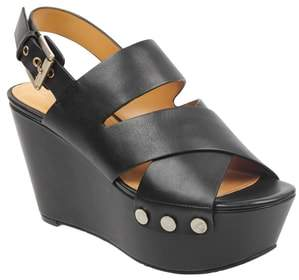 Marc Fisher Bianka Platform Wedge Sandal