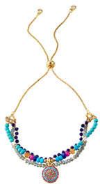 Nakamol Adjustable 3-Strand Bracelet