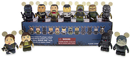 DisneyVinylmation Rogue One: A Star Wars Story Series Tray