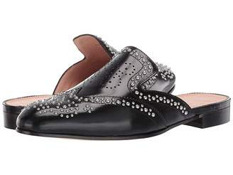 J.Crew Academy Loafer Studded Mule
