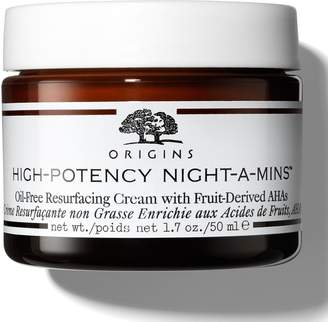 Origins Oil-Free High Potency Night-A-Mins Resurfacing Cream