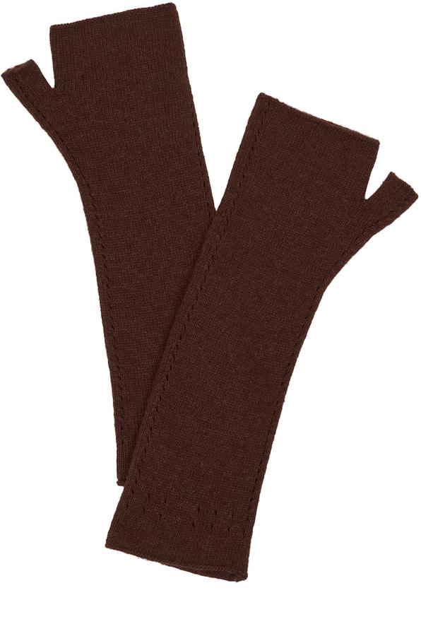 Max Studio Knitted Soft Fingerless Gloves