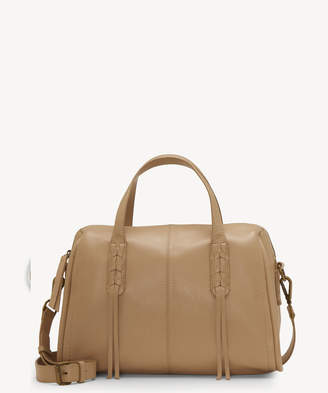 Lucky Brand Women's Amber Satchel In Color: Travetine Bag From Sole Society
