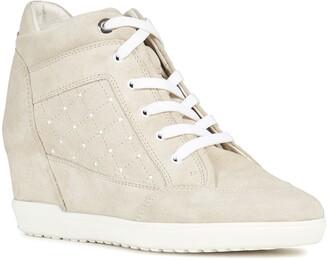 316aeedd2ca Geox Carum Wedge Sneaker