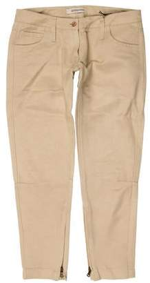 Ermanno Scervino Low-Rise Skinny Pants w/ Tags