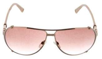 Christian Dior Chicago 2 Aviator Sunglasses