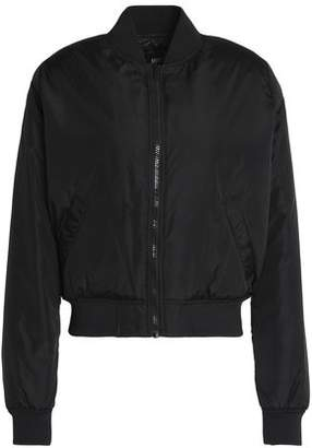 Love Moschino Embroidered Shell Bomber Jacket