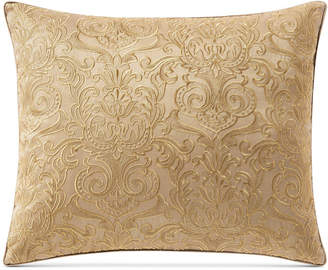 """Waterford Leighton Embroidered 16"""" x 20"""" Decorative Pillow"""