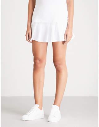Eleven Paris BY VENUS Flutter pleated jersey skirt