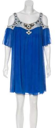 Temperley London Albertine Silk Dress w/ Tags