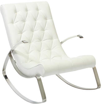 LOFT Home Concepts Gregory Tufted Rocking Chair