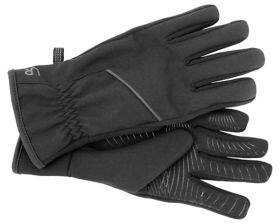 URBAN RESEARCH Powered Ruched Cuff Softshell Tech Gloves