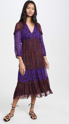 BA&SH Bohemian Dress