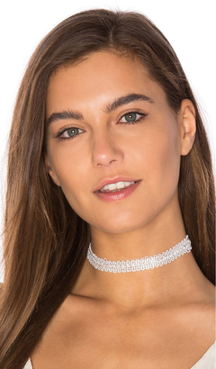 Vanessa Mooney Lace Choker $28 thestylecure.com