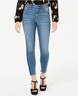 American Rag Juniors' High-Rise Tuxedo Skinny Jeans