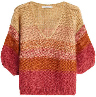 Mes Demoiselles Pullover with Mohair