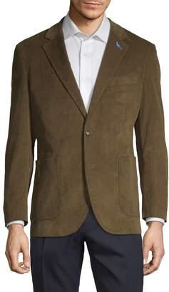 Tailorbyrd Textured Corduroy Jacket