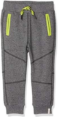 Esprit Boy's Knit Pants Trousers, (Dark Heather Grey), (Size:92+)