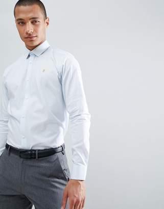 Farah Smart Slim Long Sleeve Shirt