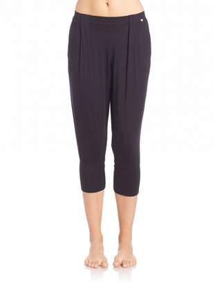 Hanro Yoga Fashion Cropped Lounge Pants