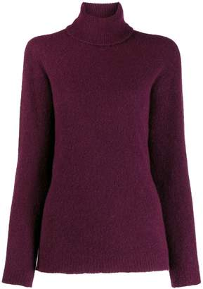 Roberto Collina knitted roll neck jumper