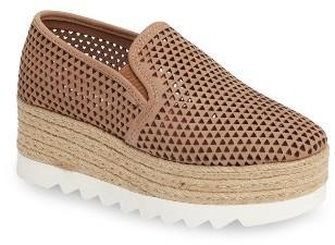Women's Steve Madden Koreen-P Platform Sneaker $99.95 thestylecure.com