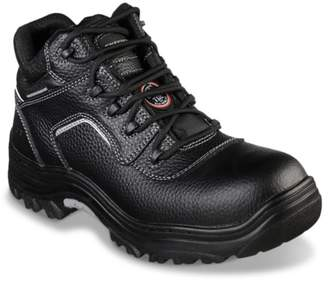 Skechers Relaxed Fit Burgin Sosder Work Boot