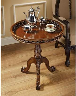 Toscano Design Lady Wentworth Pie Crust Tea Table