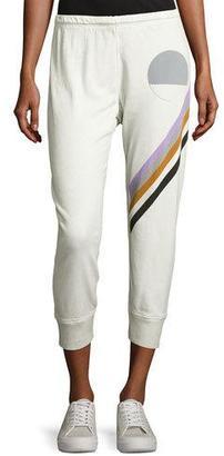 FREECITY Symphonic Cropped Jogger Pants $125 thestylecure.com