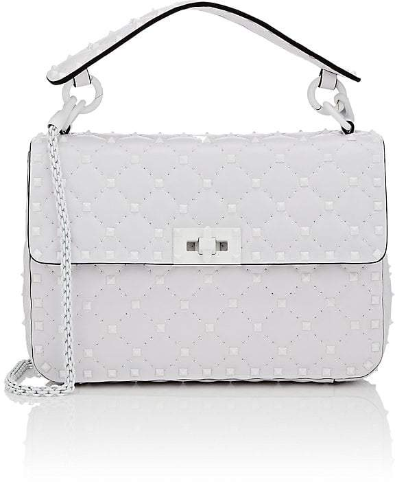 Valentino Garavani Women's Rockstud Medium Leather Shoulder Bag