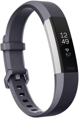 Fitbit Alta HR Blue Grey - Large