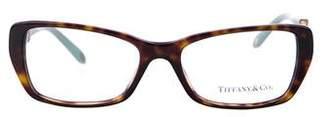 Tiffany & Co. Logo Narrow Eyeglasses
