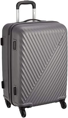 American Tourister (アメリカン ツーリスター) - [アメリカンツーリスター] スーツケース VISBY ヴィズビー スピナー65 無料預入受託サイズ 保証付 55L 65cm 3.6kg AX9*18006 18 ダークグレー