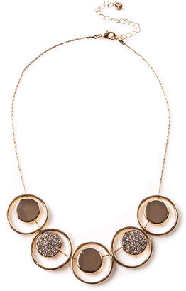 Oasis CRYSTAL DISC NECKLACE