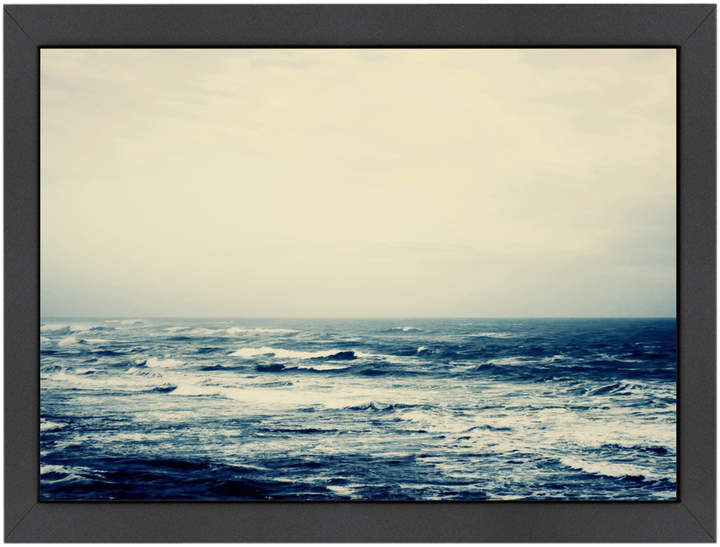 Americanflat The Sea Copy by Ingrid Beddoes (Framed Giclee)