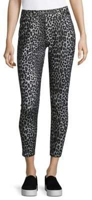 MICHAEL Michael Kors Elasticized Panther Leggings