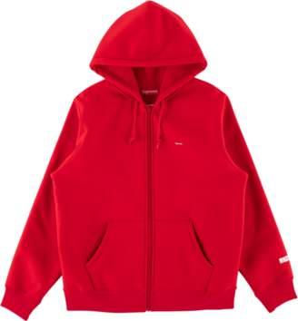 Supreme Windstopper Zip Up Hooded Swea - 'FW 18' - Red