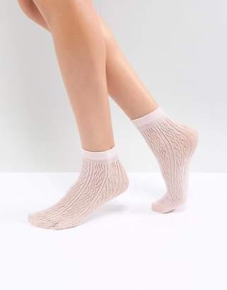 Gipsy Candy Pelerine Ankle Sock