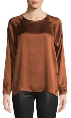Marella Classic Raglan-Sleeve Blouse