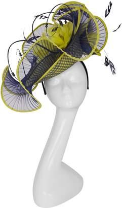 Peter Bettley Swirl Brim Fascinator Hat