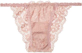 Hanky Panky Sophia Stretch-corded Lace Briefs