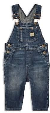 Ralph Lauren Boys' Cotton Denim Overalls - Baby