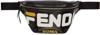 Fendi Black Mania Belt Bag