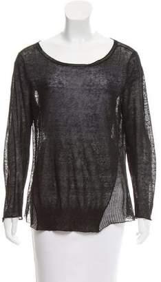 Eileen Fisher Oversize Crew Neck Sweater
