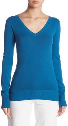 Abound Knit V-Neck Sweater