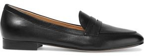 Iris & Ink Fern Leather Loafers