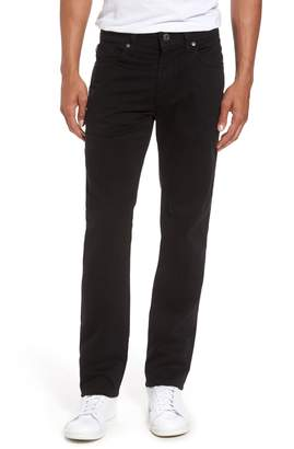 Fidelity Jimmy Havana Slim Straight Leg Twill Pants