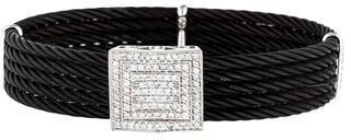 CharriolCharriol 18K Diamond Celtic Noir Bracelet