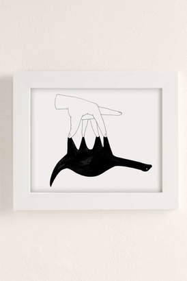 Joni Majer Brokkoli Art Print